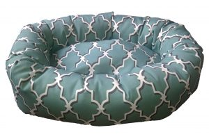 Oval Donut Bed Luxe 3 Oasis