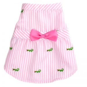 WD-Apparel-Woven-Pink-Stripe-Alligator-Dress_B-800x800
