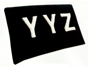 YYZ Flag Bed