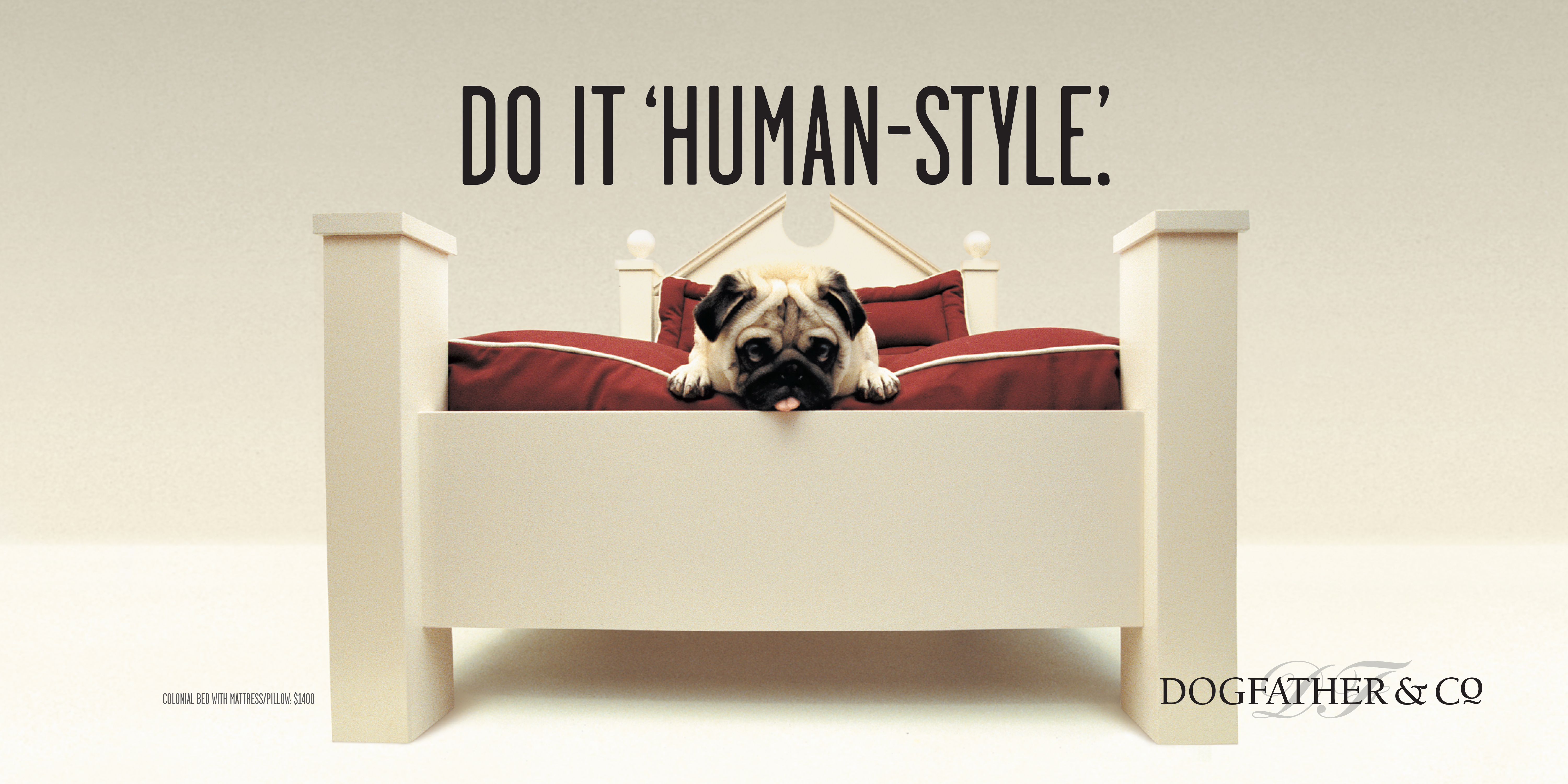 Dog beds dogfather and co canine retail and dog grooming in toronto handcrafted and designed in canada our beds are so comfortable you will want to sleep in them yourself solutioingenieria Images