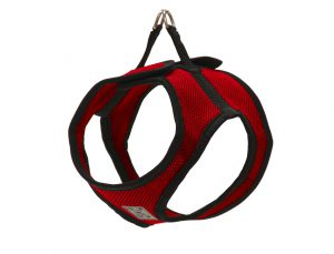 cirque-harness-red