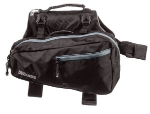 canine equipment pack black