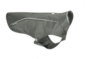 ruffwear sunshower jacket grey