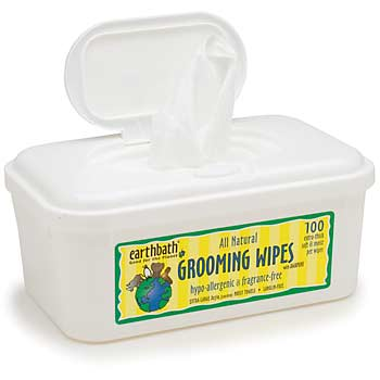 earth bath wipes