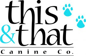 This and That Canine Company Logo