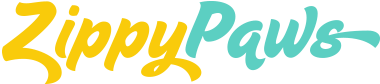 zippy paws logo