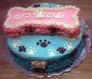 double layer cake